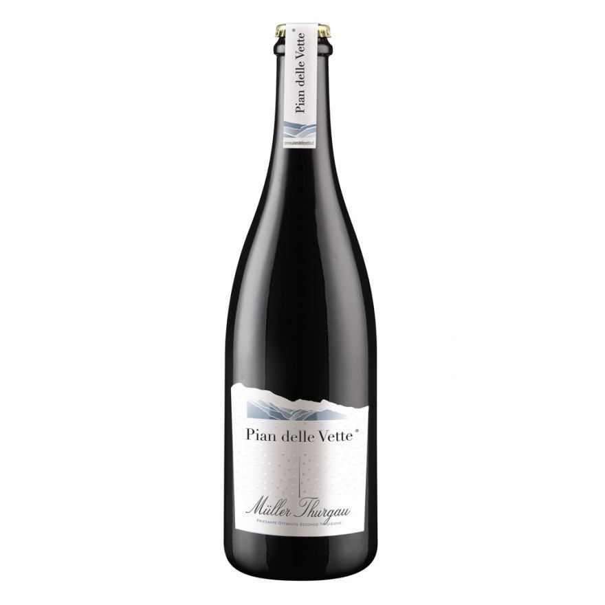 Muller Thurgau Vino Bianco Frizzante Secondo Tradizione
