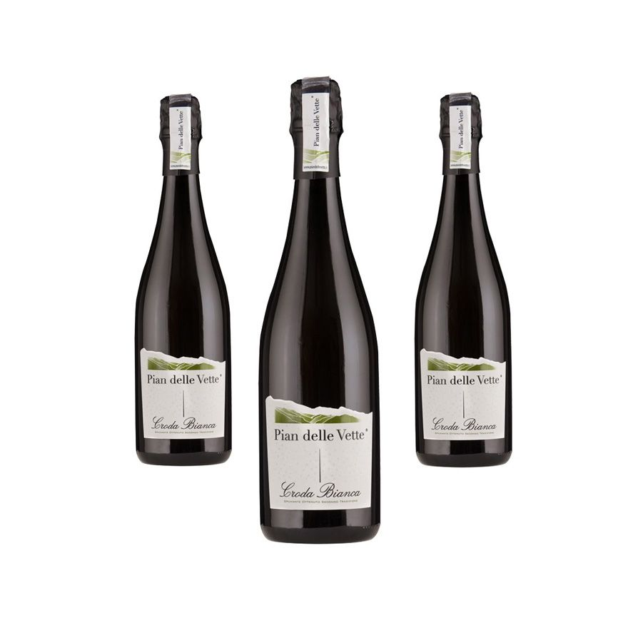 Croda Bianca 2016 - Ancestral Method - 3 bottles