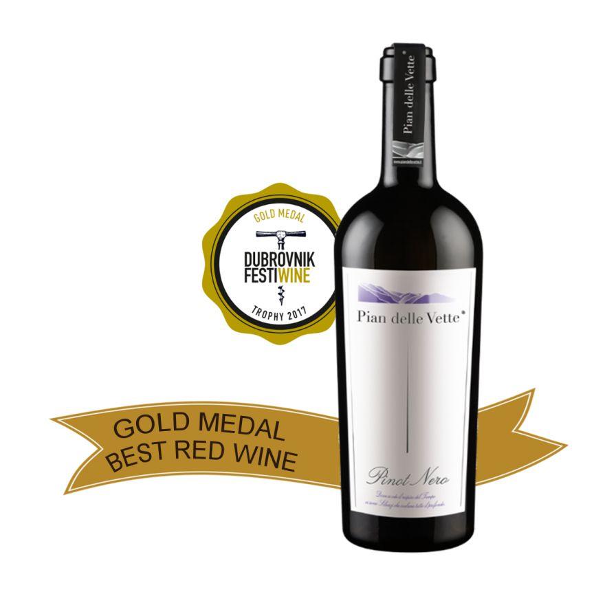 Pinot Nero - 2012 - Refinement and elegance